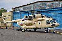 Helicopter-DataBase Photo ID:14960 Mi-17-1V Ministry of the Interior DQ-06