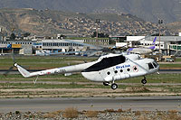 Helicopter-DataBase Photo ID:6526 Mi-8MTV-1 Skylink Aviation 4L-TBS cn:103M12
