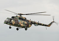 Helicopter-DataBase Photo ID:4817 Mi-8AMT Georgian Air Force 10 blue