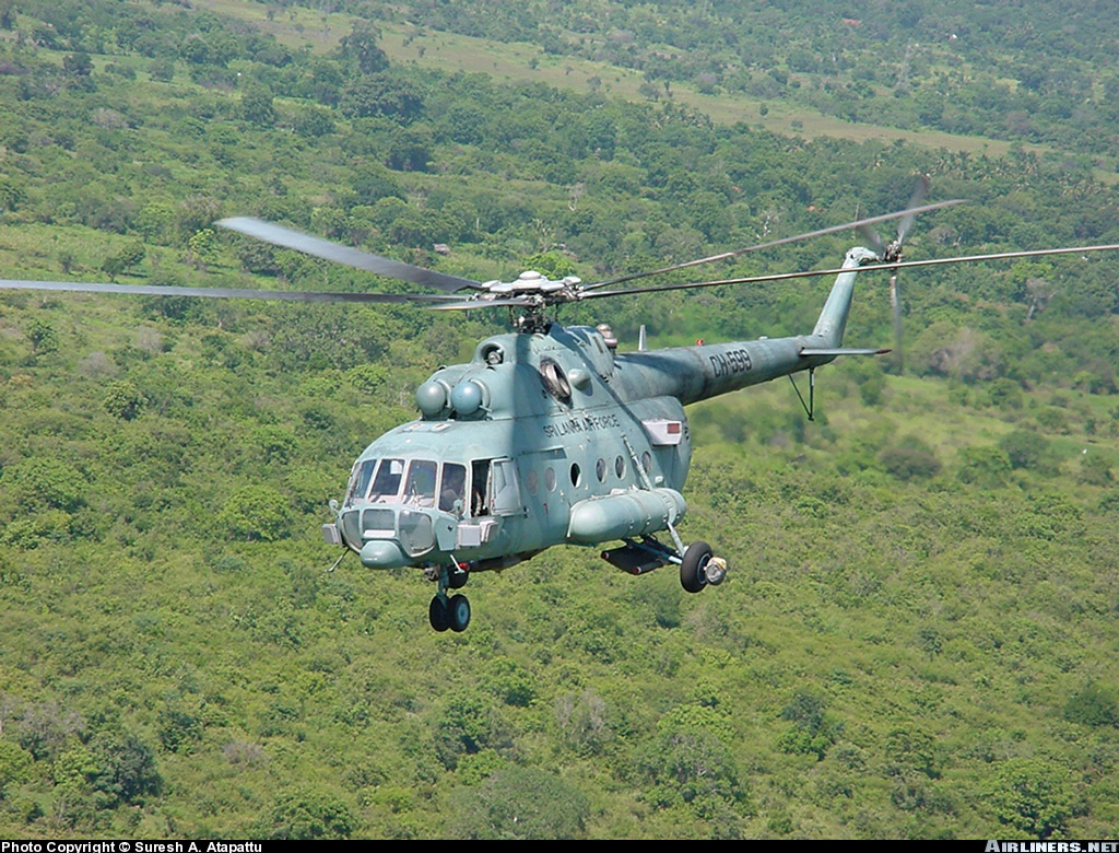 Mi-17 (upgrade by IAI/ELTA)   CH-599