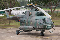 Helicopter-DataBase Photo ID:6501 Mi-171 (upgrade by ELTA) Sri Lanka Air Force SMH-4302 cn:59489611084