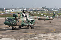 Helicopter-DataBase Photo ID:6499 Mi-17-V5 (upgrade by ELTA) Sri Lanka Air Force SMH-4309 cn:144M08