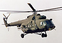 "Helicopter-DataBase Photo ID:5390 Mi-17 ""PEAK17"" Israel Aircraft Industries Ltd IAI817 cn:94849"