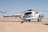 Helicopter-DataBase Photo ID:7459 Mi-8MTV-1 Free Libyan Air Force 2860 cn:95463