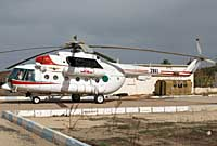 Helicopter-DataBase Photo ID:1599 Mi-8AMT Libyan Air Force 2861 cn:59489607570
