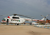Helicopter-DataBase Photo ID:5332 Mi-8AMT Libyan Air Force 2861 cn:59489607570