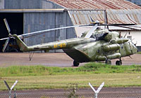 Helicopter-DataBase Photo ID:3680 Mi-17-V5 Uganda Air Force AF-611