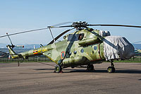 Helicopter-DataBase Photo ID:16562 Mi-171Sh Uganda Air Force AF-641