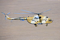 Helicopter-DataBase Photo ID:13792 Mi-171Sh Algerian Air Force SM-23 cn:59489617925