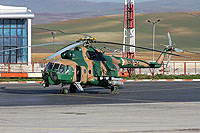 Helicopter-DataBase Photo ID:10706 Mi-171Sh (upgrade by Algeria) Algerian Air Force SM-92