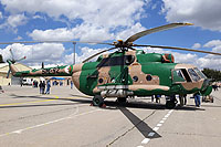 Helicopter-DataBase Photo ID:14600 Mi-171Sh (upgrade by Algeria) Algerian Air Force SM-92