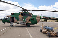 Helicopter-DataBase Photo ID:14601 Mi-171Sh (upgrade by Algeria) Algerian Air Force SM-92