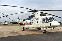Helicopter-DataBase Photo ID:14402 Mi-171Sh Ghana air force GHF696