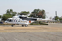 Helicopter-DataBase Photo ID:15465 Mi-171Sh Ghana air force GHF696
