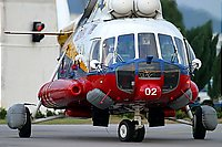 Helicopter-DataBase Photo ID:281 Mi-17-1V Fire and Rescue Department of the Royal Malaysian Air Force M49-02 cn:95824