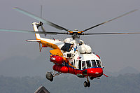 Helicopter-DataBase Photo ID:2095 Mi-171 Fire and Rescue Department of the Royal Malaysian Air Force M994-04 cn:59489619396