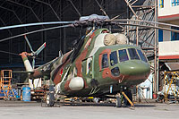 Helicopter-DataBase Photo ID:15595 Mi-17-V5 Royal Nepalese Army Air Service NA-057 cn:524M09