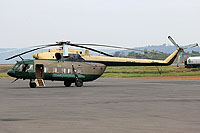 Helicopter-DataBase Photo ID:13023 Mi-17-1V (upgrade by ASU Baltija 2) Rwandan Air Force 9XR-QO cn:646M04