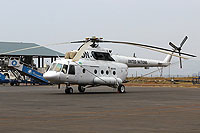 Helicopter-DataBase Photo ID:13024 Mi-17-1V (upgrade by ASU Baltija 2) Rwandan Air Force RAF-0105 cn:646M10
