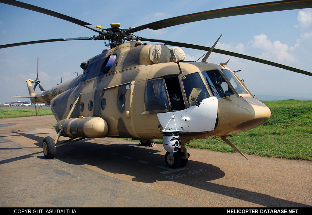 Mi-17-1V (upgrade by ASU Baltija 2)   RAF-1209