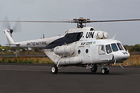 Helicopter-DataBase Photo ID:13479 Mi-17-V5 United Nations RAF-2205 cn:646M..