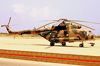 Helicopter-DataBase Photo ID:7998 Mi-171 Pakistan Air Force 02-012