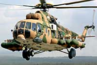 Helicopter-DataBase Photo ID:1675 Mi-171Sh Pakistan Air Force 02-013