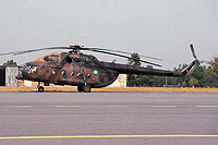 Helicopter-DataBase Photo ID:17147 Mi-17-1V Pakistan Army Aviation 58607 cn:586M07