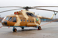 Helicopter-DataBase Photo ID:7461 Mi-171 Pakistan Army Aviation 58620 cn:59489617588