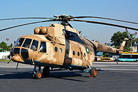 Helicopter-DataBase Photo ID:14426 Mi-17-V1 Pakistan Army Aviation 58623 cn:223M100