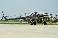 Helicopter-DataBase Photo ID:13164 Mi-17-1V Pakistan Army Aviation 58627 cn:586M13