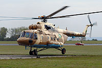 Helicopter-DataBase Photo ID:11763 Mi-17-V5 Pakistan Army Aviation 58634 cn:586M20