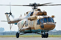 Helicopter-DataBase Photo ID:15091 Mi-17-V5 Pakistan Army Aviation 58634 cn:586M20