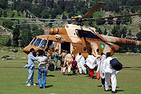 Helicopter-DataBase Photo ID:8585 Mi-17-1V Pakistan Army Aviation 58648 cn:586M24