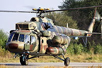 Helicopter-DataBase Photo ID:7382 Mi-17-V5 Pakistan Army Aviation 58658 cn:586M58