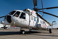 Helicopter-DataBase Photo ID:15617 Mi-8AMT Qingdao Helicopter Aviation Company B-705H cn:8AMT00804092603U