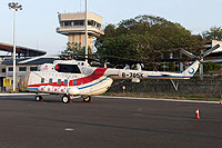 Helicopter-DataBase Photo ID:15616 Mi-171A1 Qingdao Helicopter Aviation Company B-705K cn:59489617778