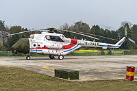 Helicopter-DataBase Photo ID:13815 Mi-171C Qingdao Helicopter Aviation Company B-70EG cn:171C00066431908U