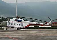 Helicopter-DataBase Photo ID:2847 Mi-171P Jiangsu Huayu General Aviation Company Limited B-7801 cn:171P00051562406U
