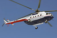 Helicopter-DataBase Photo ID:6626 Mi-171P Jiangsu Huayu General Aviation Company Limited B-7801 cn:171P00051562406U