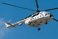 Helicopter-DataBase Photo ID:13476 Mi-171 United Nations CHN94736