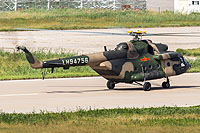 Helicopter-DataBase Photo ID:15392 Mi-17-V5 People's Liberation Army Army LH94756