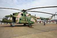 Helicopter-DataBase Photo ID:3250 Mi-171 People's Liberation Army Army LH96773