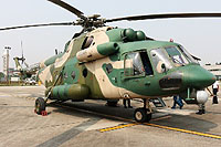 Helicopter-DataBase Photo ID:14531 Mi-171E People's Liberation Army Army LH972731