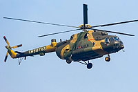 Helicopter-DataBase Photo ID:14487 Mi-171 (upgrade 3 by China) People's Liberation Army Army LH98743