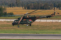 Helicopter-DataBase Photo ID:12093 Mi-171 (upgrade 7 by China) People's Liberation Army Army LH99756