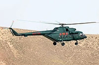 Helicopter-DataBase Photo ID:16883 Mi-171E People's Airborne Police WJ51703