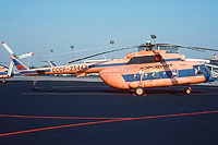 Helicopter-DataBase Photo ID:10231 Mi-8MTV-1 Aeroflot CCCP-25443 cn:95666