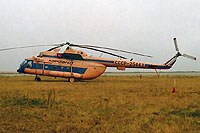 Helicopter-DataBase Photo ID:10606 Mi-8MTV-1 Aeroflot (Soviet Airlines) CCCP-25443 cn:95666
