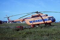 Helicopter-DataBase Photo ID:11995 Mi-8MTV-1 Baikal Airlines CCCP-25504 cn:95652